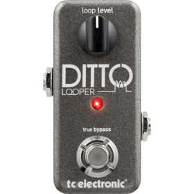 TC Electronic - X2C - CREA DITTO LOOPER