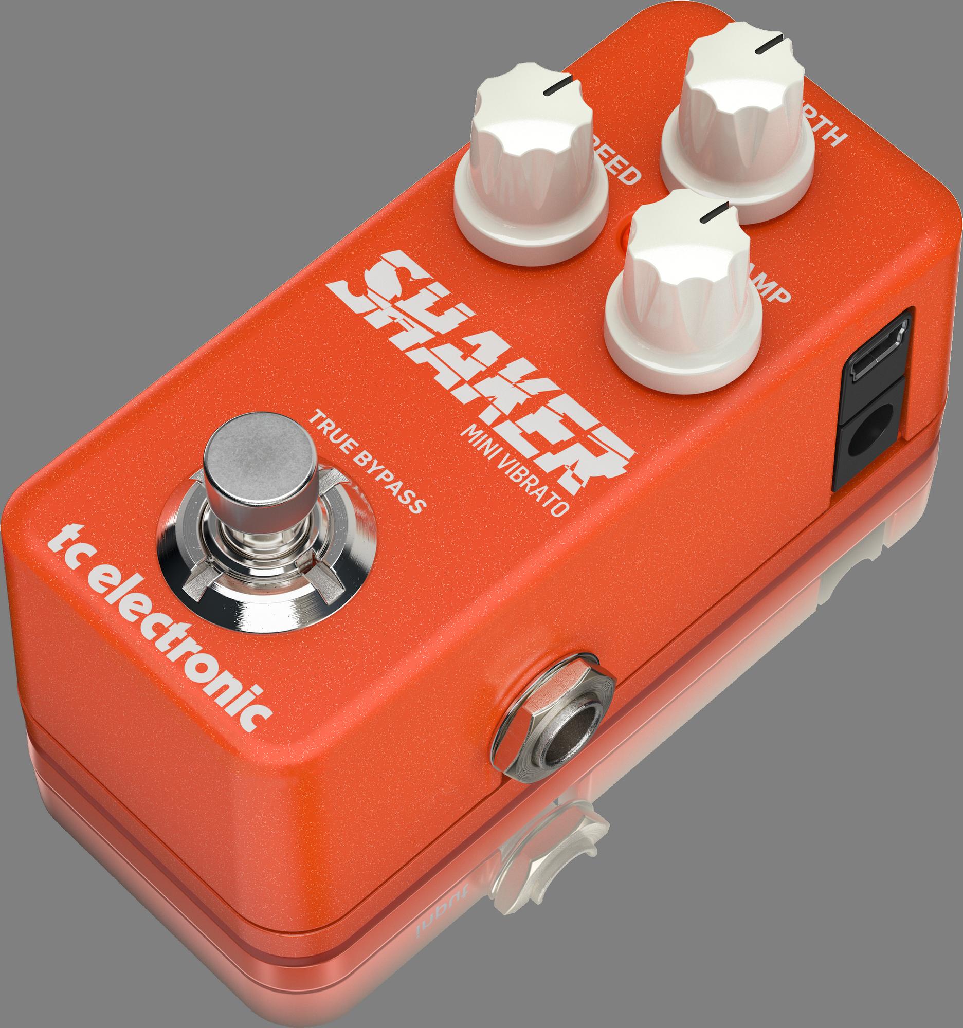 TC Electronic - X2C - CREA Shaker Mini Vibrato