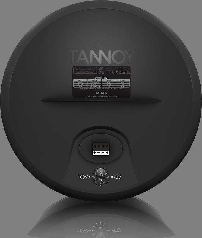 Tannoy - ENTE OCV 6