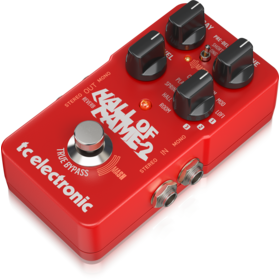 TC Electronic - X2C - CREA HALL OF FAME 2 REVERB