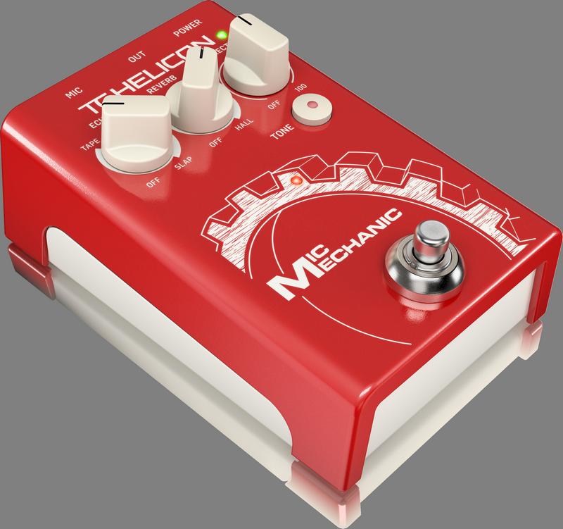 TC Helicon - CREA MIC MECHANIC 2