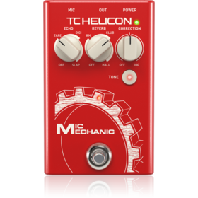 TC Helicon - X2C - CREA MIC MECHANIC 2