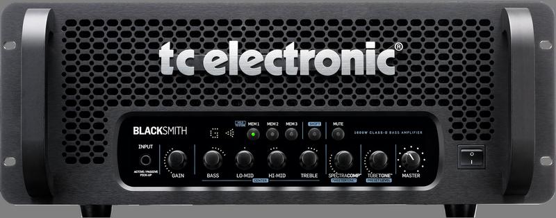 TC Electronic - CREA BLACKSMITH