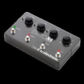 TC Electronic - X2C - CREA DITTO X4 LOOPER - EU/US/JP/CN