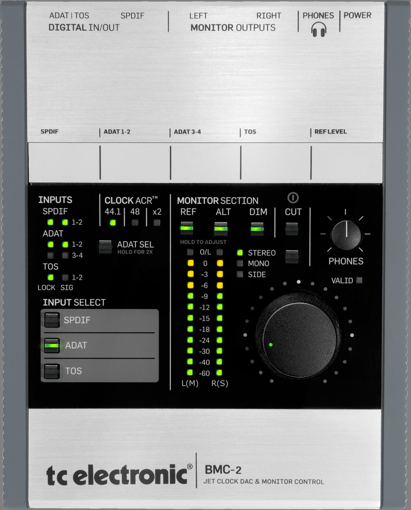 TC Electronic - ENTE BMC-2-UK
