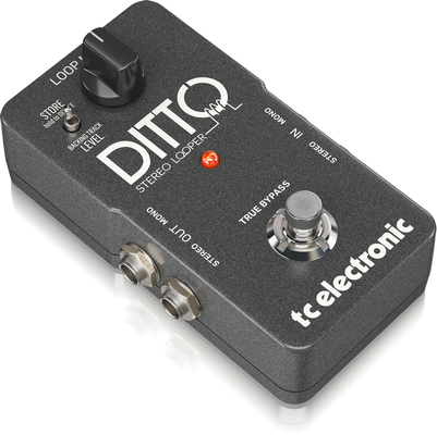 TC Electronic - CREA DITTO STEREO LOOPER