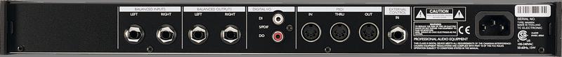 TC Electronic - ENTE D-TWO MULTITAP RHYTHM DELAY - EU