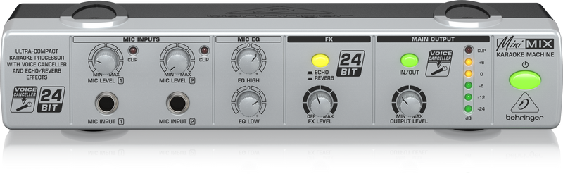 Behringer - CREA  MIX800-UK
