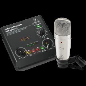 Behringer - X2C - CREA VOICE STUDIO-UK