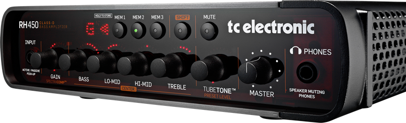 TC Electronic - X2C - CREA RH450