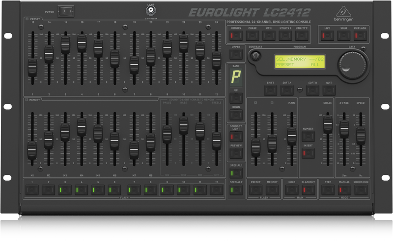 Behringer - CREA  LC2412 V2-EU