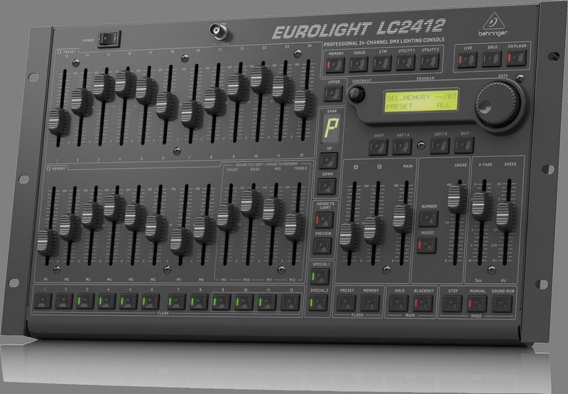Behringer - X2C - CREA LC2412 V2-EU