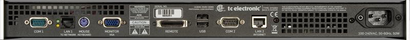 TC Electronic - ENTE Film 6000 MKII XLR Incl. TC Icon MKII