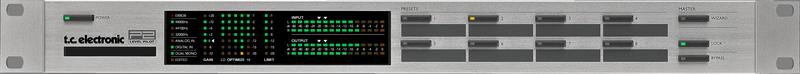 TC Electronic - ENTE P2 - Level Pilot incl. digital bypass