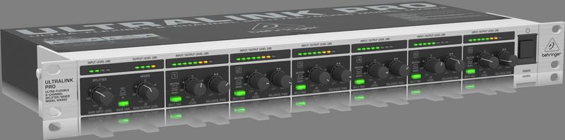Behringer - X2C - CREA MX882-EU