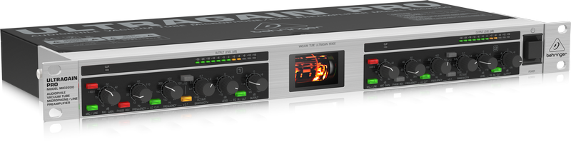Behringer - X2C - CREA MIC2200-UK