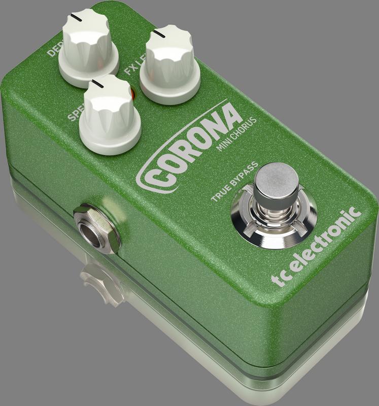 TC Electronic - X2C - CREA CORONA MINI CHORUS