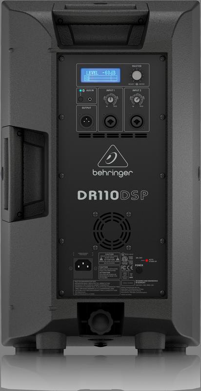 Behringer - X2C - CREA DR110DSP-EU