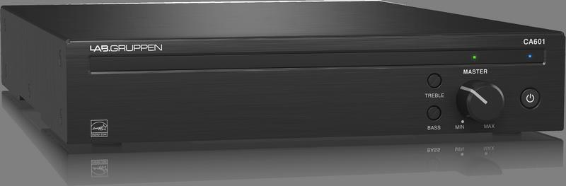 Lab Gruppen - X2B - ENTE CA601-EU