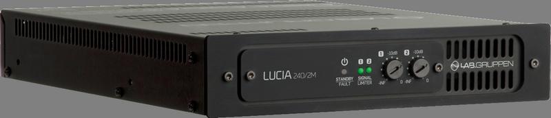 Lab Gruppen - X2B - ENTE Lucia 240/2M - CN