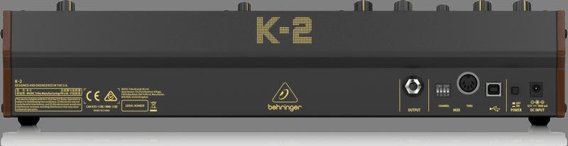 Behringer - CREA  K-2-UK