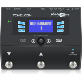TC Helicon - X2C - CREA PLAY ACOUSTIC - EU/US/JP/CN