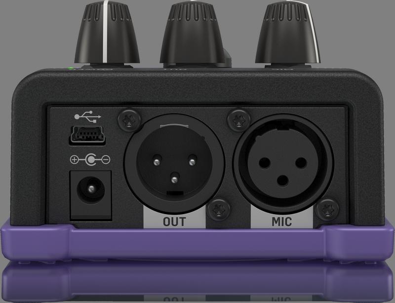 TC Helicon - X2C - CREA Voicetone X1