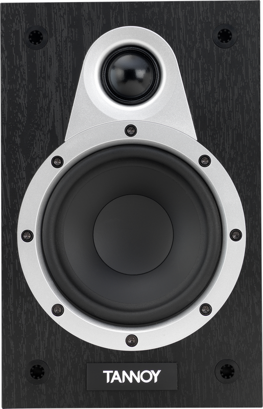 Tannoy - LIFE ECLIPSE MINI BLACK OAK