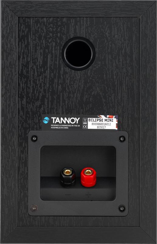 Tannoy - X2C - LIFE ECLIPSE MINI BLACK OAK