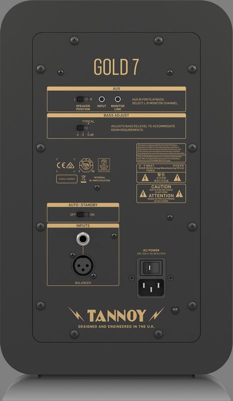 Tannoy - X2C - CREA GOLD 7-EU