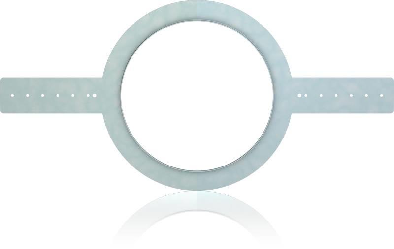 Tannoy - X2B - ENTE PLASTER RING CVS 6/CMS 601/603/503LP