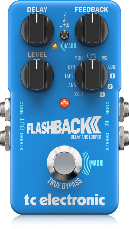 TC Electronic - X2C - CREA FLASHBACK 2 DELAY