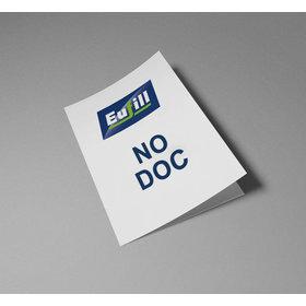 Geen aanvullende documenten nodig