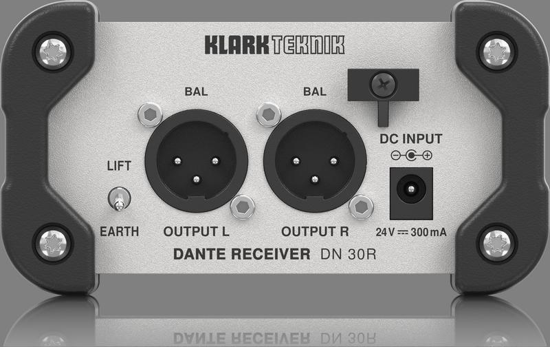 Klark Teknik - X2B - ENTE DN 30R-UK