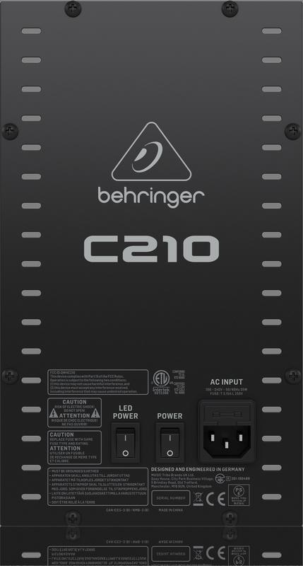 Behringer - CREA  C210-UK