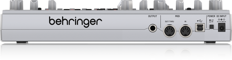 Behringer - X2C - CREA TD-3-SR-EU