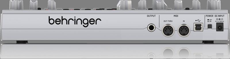 Behringer - X2C - CREA TD-3-SR-UK