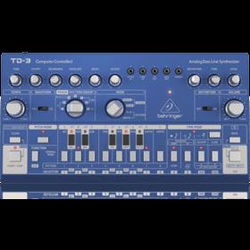 Behringer - X2C - CREA TD-3-BU-EU