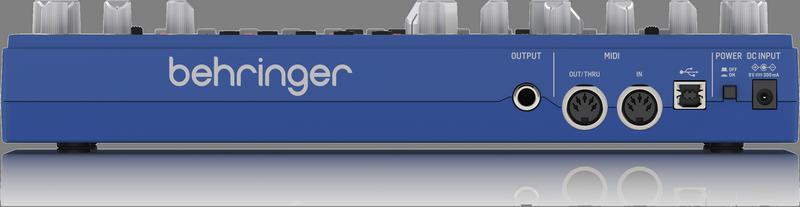 Behringer - X2C - CREA TD-3-BU-UK