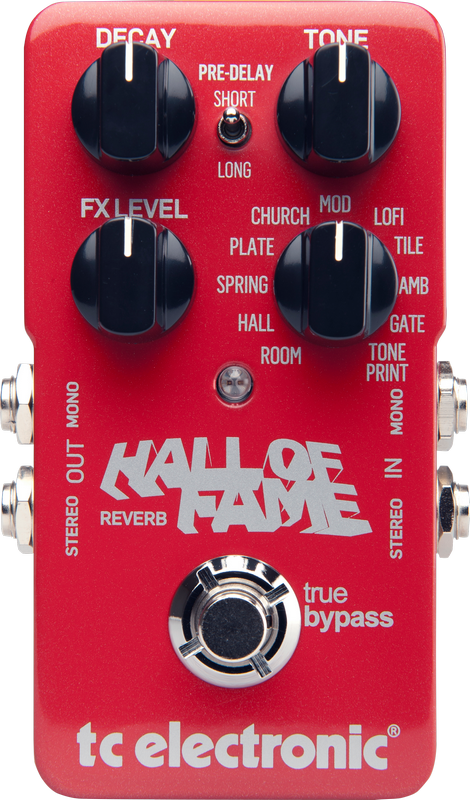 TC Electronic - X2C - CREA HALL OF FAME REVERB
