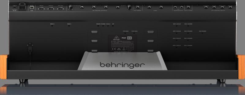 Behringer - CREA  POLY D-UK