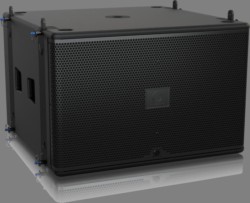 Turbosound - ENTE MS215