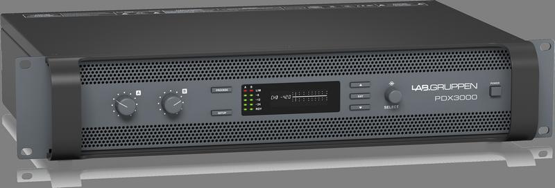 Lab Gruppen - X2C - CREA PDX3000-UK