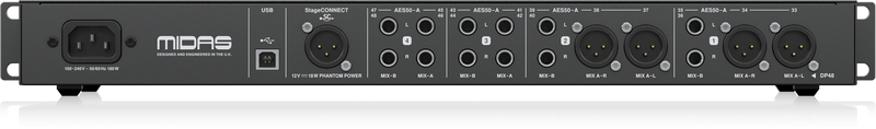 Midas - X2C - CREA HUB4-UK