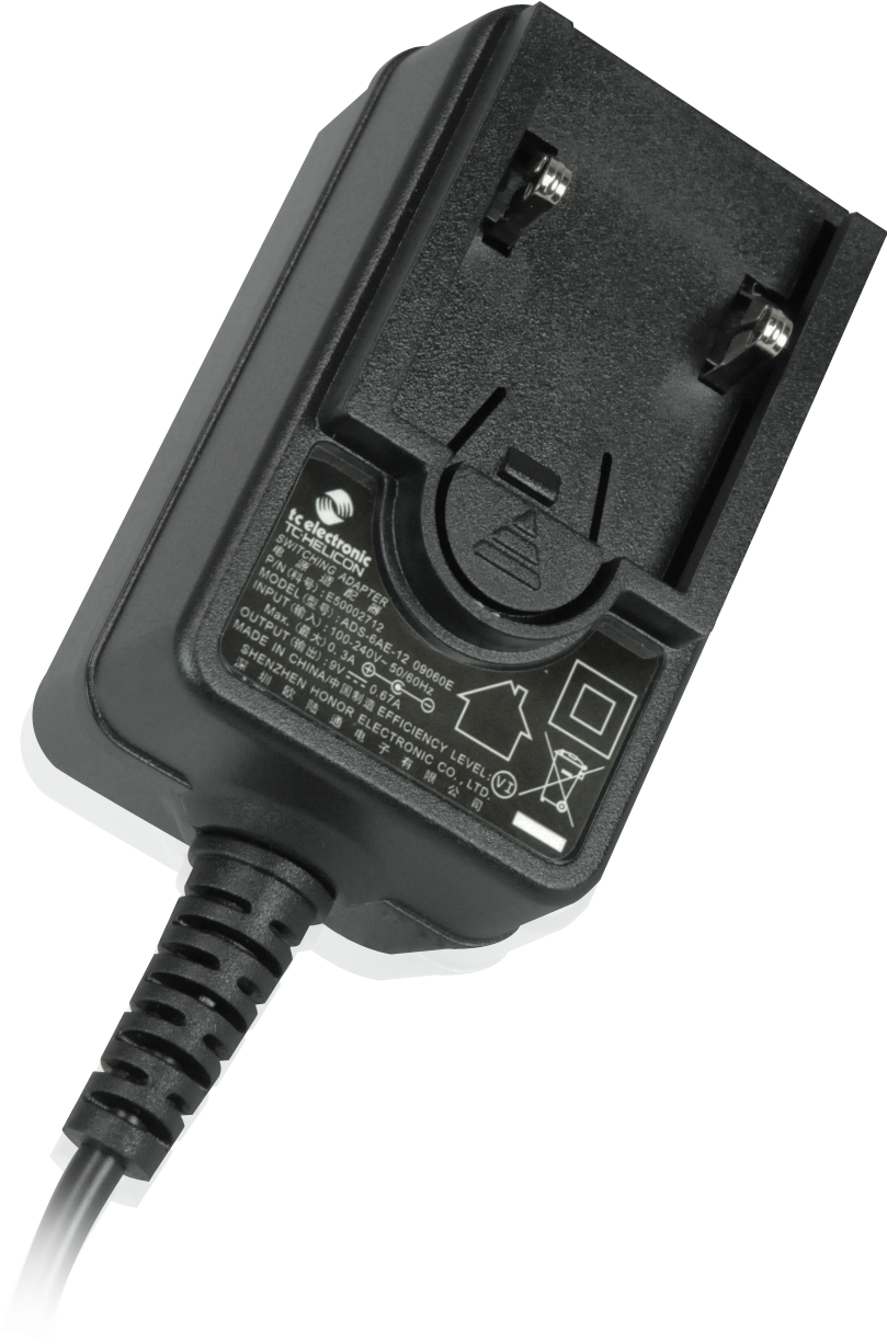 TC Electronic - X2C - CREA POWERPLUG 9-EU