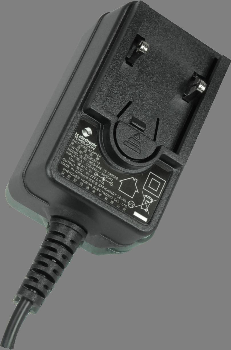 TC Electronic - X2C - CREA POWERPLUG 9-UK