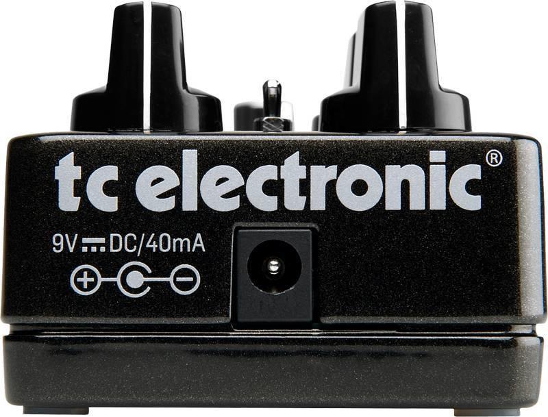 TC Electronic - X2C - CREA DARK MATTER DISTORTION
