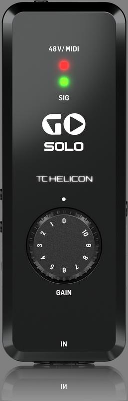 TC Helicon - X2C - CREA GO SOLO