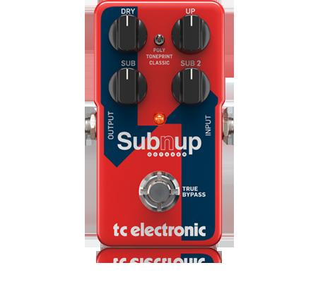 TC Electronic - X2C - CREA SUB 'N' UP OCTAVER