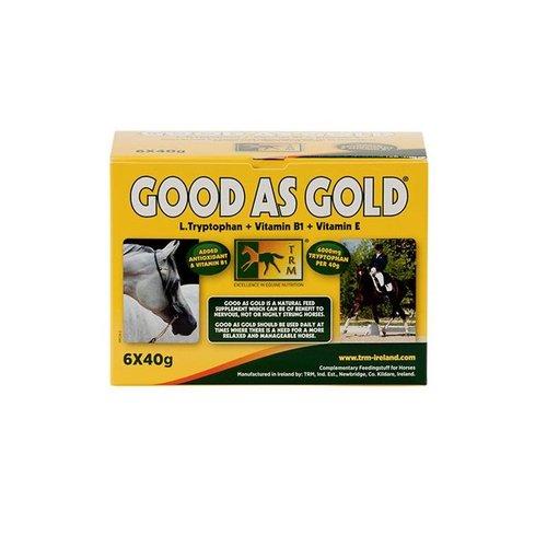 TRM-Ireland Good as Gold